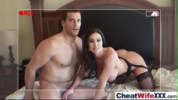 hardcore sex tape with lovely cheating sexy wife.