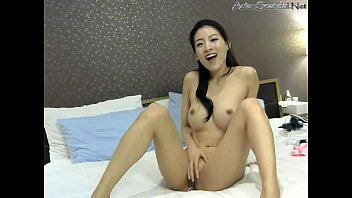 freshly in love asian couple making love sex.