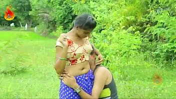 sexy indian desi girl fucking romance outdoor sex.