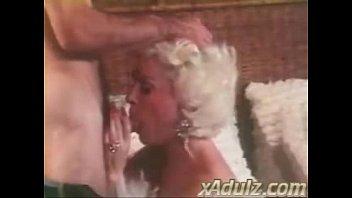 retro grey haired granny gives sensual deepthroat and.