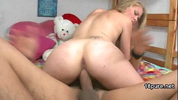 hot young teen licked and drilled