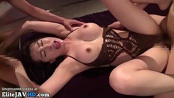 japanese model hardcore threesome sex - more at elitejavhd.com