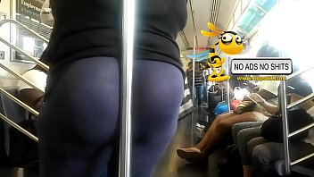 groped her ass on pole