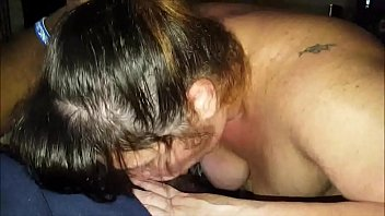 mature wife sucking off a black man from.