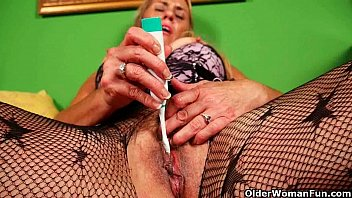 mature housewives showing off their naughty.