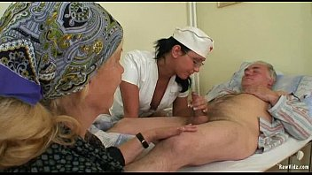 old man&#039_s and nubile nurse fuck
