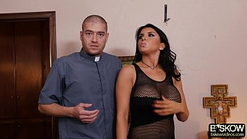 busty babe romi rain gets fucked by a.