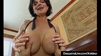 mature milf deauxma has big squirting orgasm with.