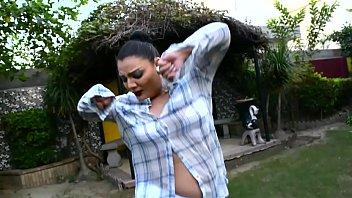 ghazal chadhry boobs bouncing