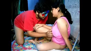 big boob indian bhabhi savita fingering pussy and.