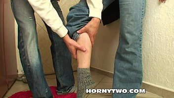 mature brunette hairy bitch stepmom seducing stepson to.