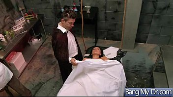 (audrey bitoni) naughty hot patient bang hard with.