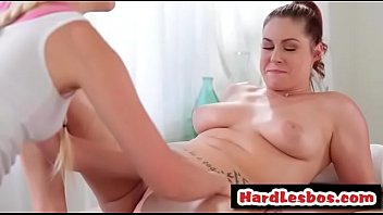 blonde lesbians fuck - edyn blair and lyra law