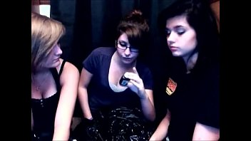three girls puke vomit puking vomiting.