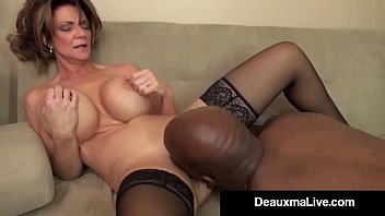 milf manager deauxma gets an employee'_s bbc with.