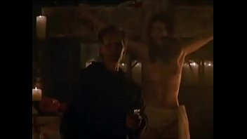 blowback (2000) crucifixion scene