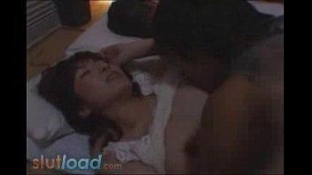 hot japanese girl molested in sleep