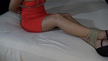 sarah lace bondage