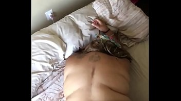 sexy bbw gets fucked while husband.