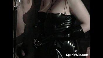 hot sexy blonde spanks guys big.