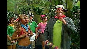 aylin mujica mexican tv hostess oops.