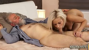 woman rimming old men surprise your gf and.