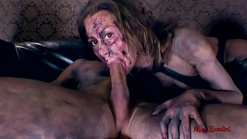 mia'_s zombie nightmare. zombie dick ass to throat.