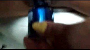 masturb&aacute_ndome con objetos