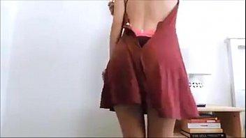 girl dance sexy big butt