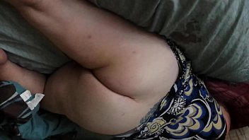 wife sleeping  pawg big ass