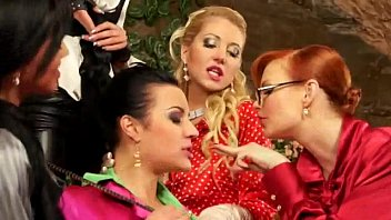 watch glam euro lesbos get nasty
