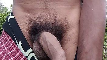 dick sucking in jungle