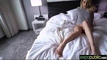 (sierra nicole) european girl like sex in public.