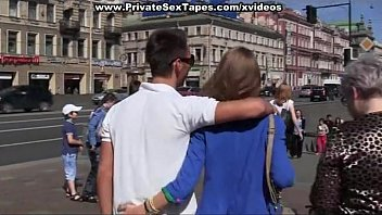 young couple fucked at a photo.