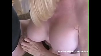 two cocks for horny granny