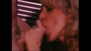 blonde randi storm with great tits sucks dick.