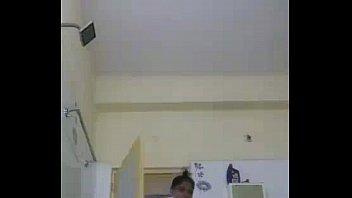 desi indian girl neha bathing filmed by hidden.