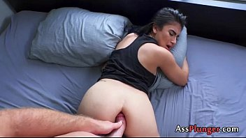 michelle martinez - anal virgin fucked in the ass