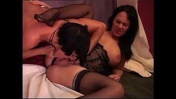 italian lesbian pornstars in action