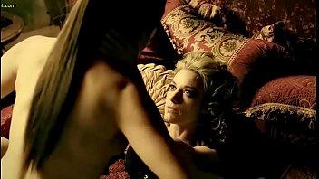 zoie palmer and anna silk nude sex scene.