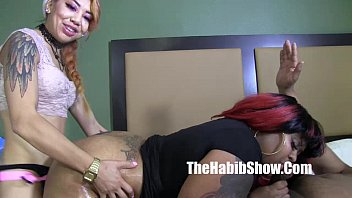bbw ms giggles fucked by petite asian and.