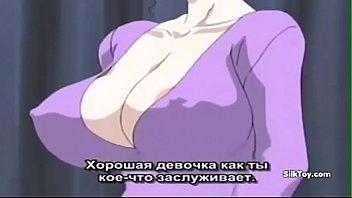 busty anime housewife having hard hot.