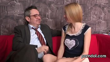 cuddly schoolgirl gets seduced and penetrated by her.