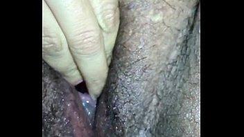 slut fingering pussy while cumming