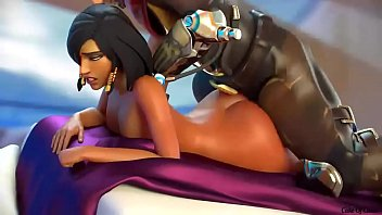 pharah loves getting pounded hard from.