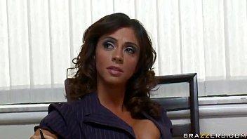 busty brunette milf ariella ferrera is doing a.
