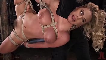 blonde milf slut is humiliated and.
