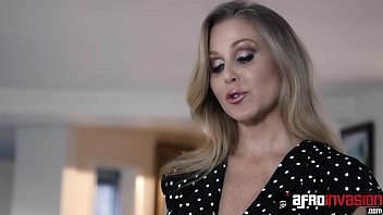 platinum pornstar julia ann fucked by a monster.