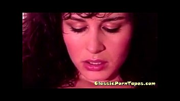 80s brunette retro hardcore video