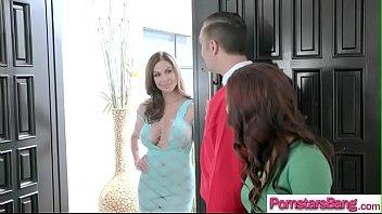 (keisha grey &amp_ kendra lust) kinky pornstar ride.